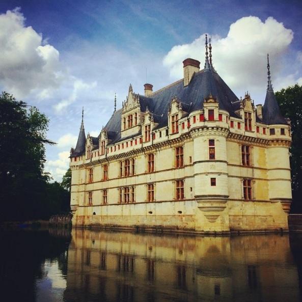 castelos-de-la-loire